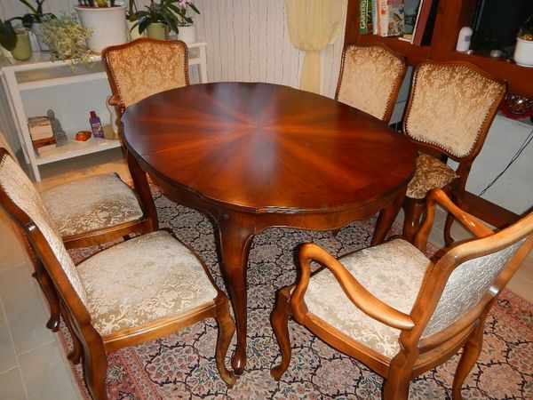 sch ner antiker esstisch kaufen sch ner antiker esstisch gebraucht. Black Bedroom Furniture Sets. Home Design Ideas
