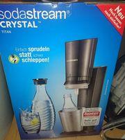 Sodastream Crystal Edition Titan