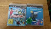 PS3 Playstation Move Starter Disc