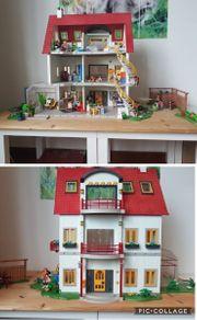 Playmobil großes Wohnhaus
