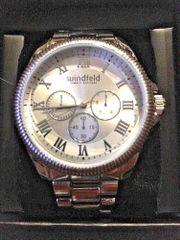 Windfeld Armbanduhr NEU
