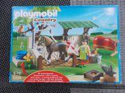 Playmobil Pferde Waschplatz