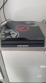 PS4 Pro 1TB Star Wars