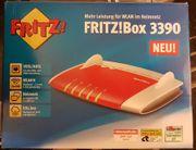 FritzBox 3390 VDSL WLAN Modem