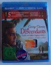 DVD George Clooney the Descendants -