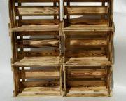 Weinkisten Weinsteigen Geflammte Kisten Holzkisten
