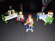 Playmobil Krankenhausbetten Zubehör